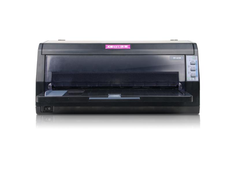映美80列平推針式票據打印機 FP-612K (1+3層拷貝)