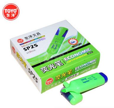东洋荧光笔SP-25 4.2-4.6mm绿色