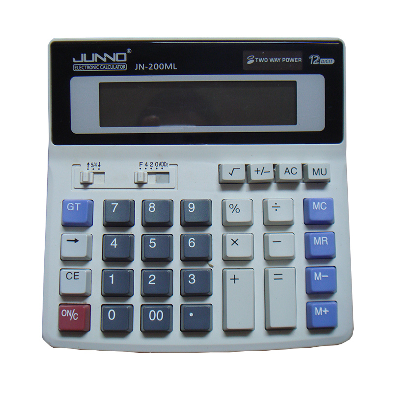 尊能 计算器JN-200ML 厂家直销(假太阳能)1*10*60