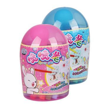 智高 萌丽KK-537 24色喷喷笔水彩笔绘画 儿童益智玩具