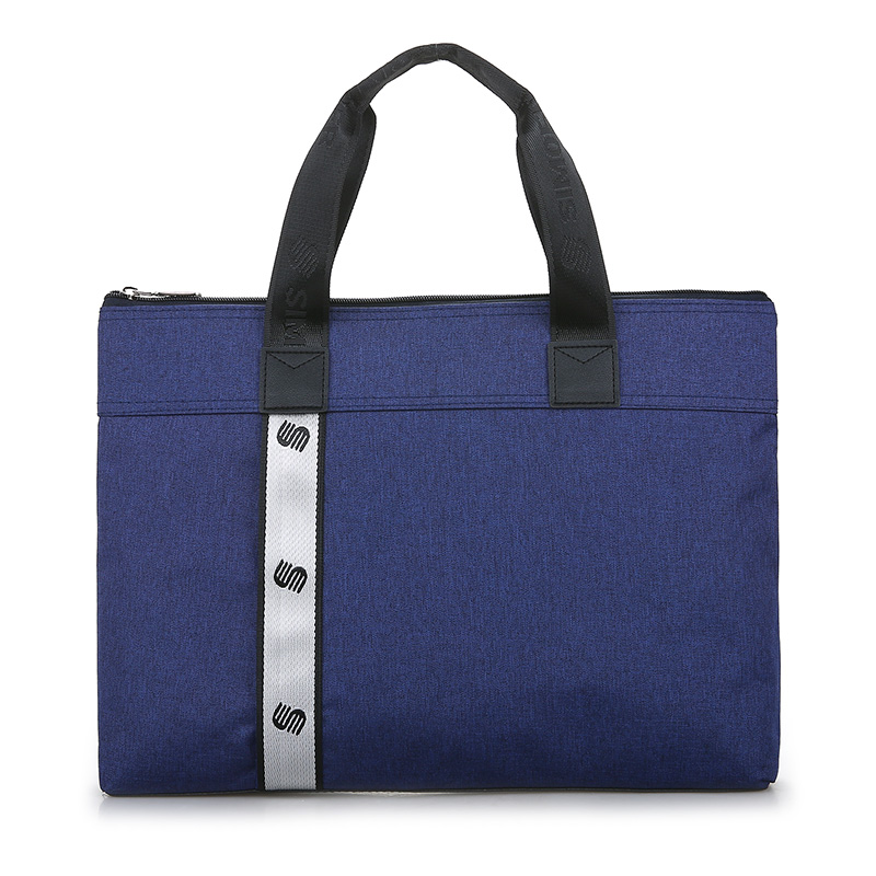 斯莫尔8136商务时尚公文包 红色/蓝色/黑色