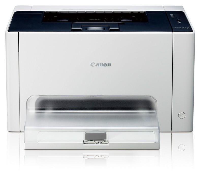 佳能彩色激光打印机LBP7010C 白色