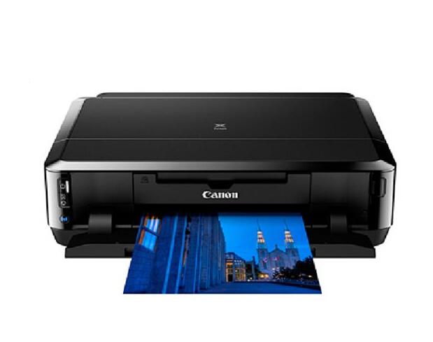 佳能喷墨打印机IP7280 黑色 A4幅面