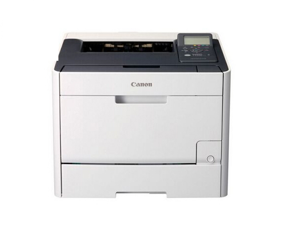 佳能彩色激光打印机LBP7660Cdn A4幅面 白色