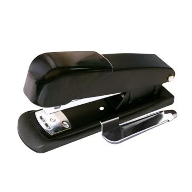 金钜伦 订书机 JS1006R 传统型五金订书机 12#、26/6 混色