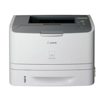 佳能黑白激光打印机LBP6650n 白色