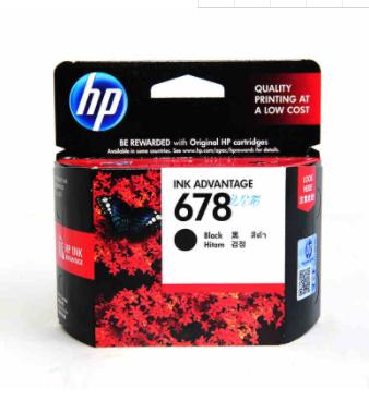 惠普打印机墨盒 黑色 CZ107AA/678  040022