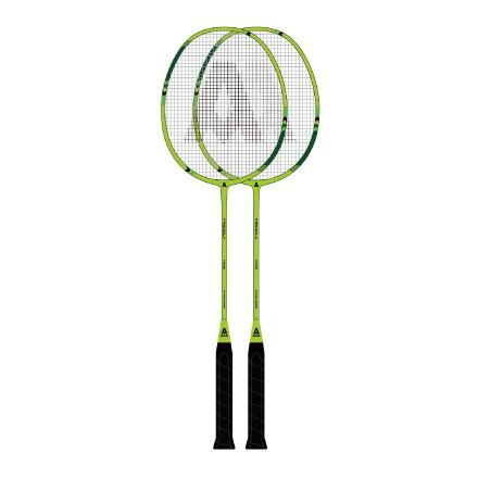 安格耐特F2100羽毛球拍(绿色)(2个/副)