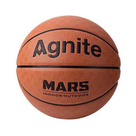 安格耐特F1107吸湿PU7号篮球(橙色)