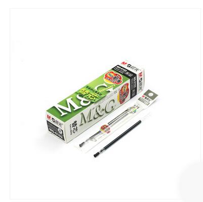 晨光办公型中性替芯 MG-6102 0.5mm 黑色