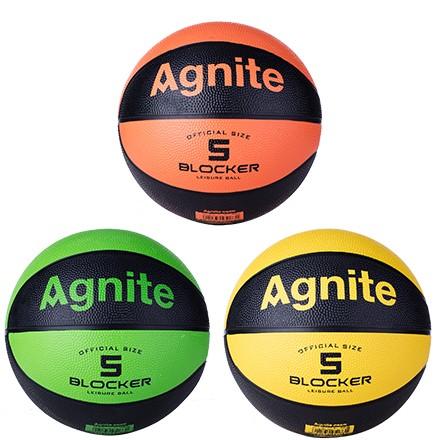安格耐特F1121橡胶5号篮球(混)