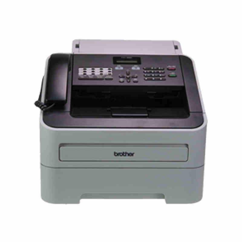 兄弟FAX-2890黑白激光多功能一体机 A4幅面 馈纸式 传真 打印  复印